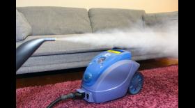 PARNI ČISTAČ S PEGLOM čisti bez kemikalija