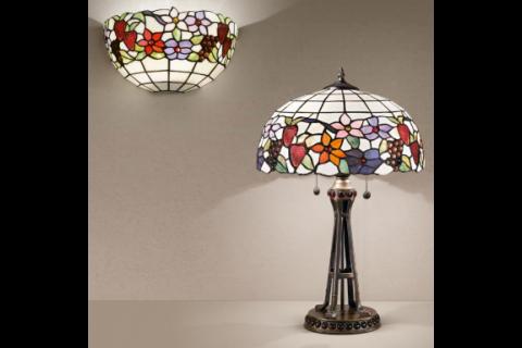 Tiffany LAMPE- rasvjeta
